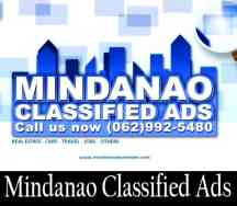 Mindanao Classified Ads - Mindanao Examiner TV Channel 54 Zamboanga City